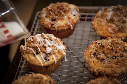 ... Lemon Cornmeal Muffins With Streusel Topping Recipes — Dishmaps