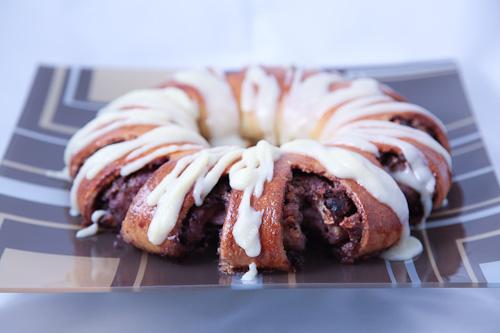 Chocolate Bread   Chocolate Coffee Cake Recipe   Eat the Love
