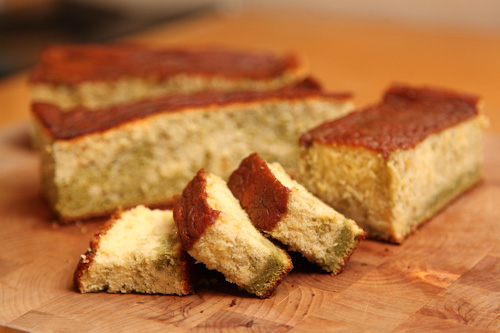 Recipes For Japanese Sponge Cake: Still Thinking Of Japan: Matcha Green Tea And Lemon Honey