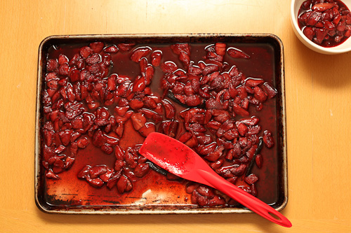 Slow Roasted Spicy Strawberries in Balsamic Vinegar and Red Wine - Eat ...