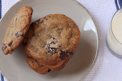 Chocolate Chip Cookie | Chocolate Chunk Cookie Recipe | Eat the Love