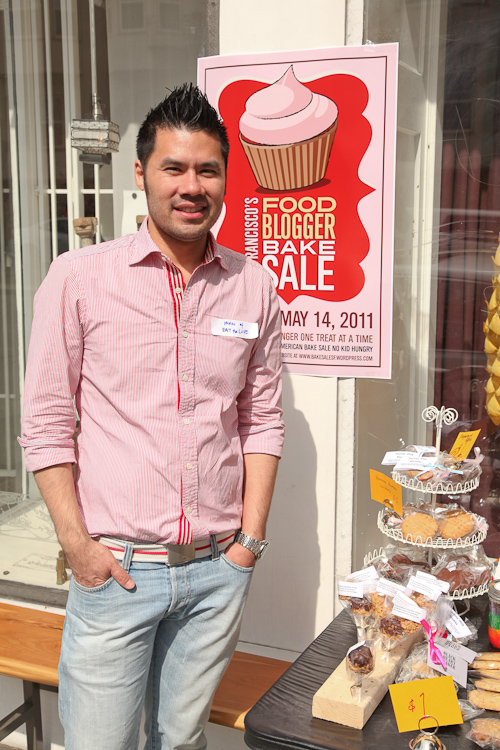 San Francisco Food Bloggers' Bake Sale jpg