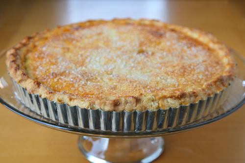 ... (real and virtual): Blood Orange Lemon Vanilla Infused Shaker Pie