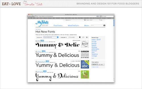 My fonts.com