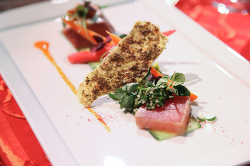 The trio of tasty tuna from Terra &amp; Ame. jpg