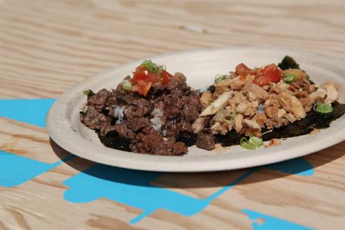Korean tacos from Namu. jpg