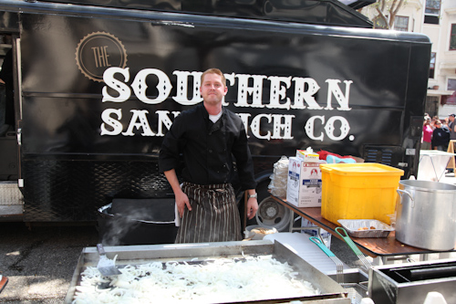 The Southern Sandwich Company Truck. jpg