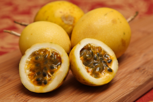 Gorgeous fragrant liliko'i (passion fruit) jpg