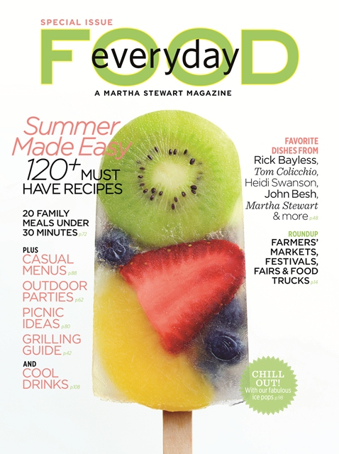 Everyday Food Summer Issue