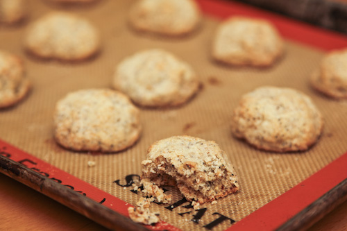GF Caramelized Cornflake Lemon Poppyseed Cookies Recipe ...