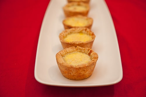 Egg Tart Recipe | Egg Custard Tart | Eat the Love