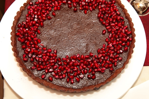 Pomegranate-Dark-Chocolate-Tart-Eat-The-Love-Irvin-3