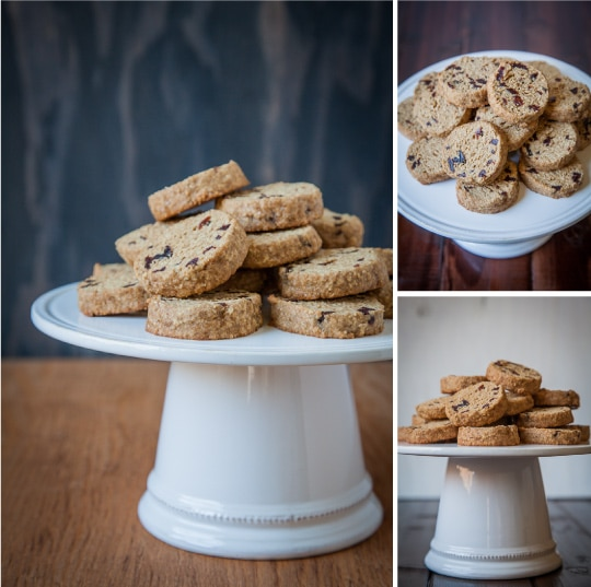 Gluten Free Maple Oat And Dried Cherry Shortbread Recipes — Dishmaps