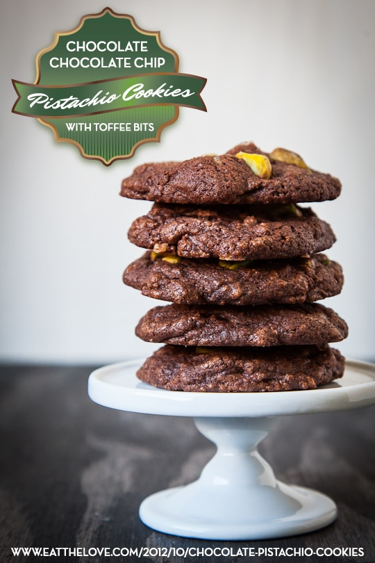 Pistachio Cookies | Double Chocolate Chip Cookies | Eat ...