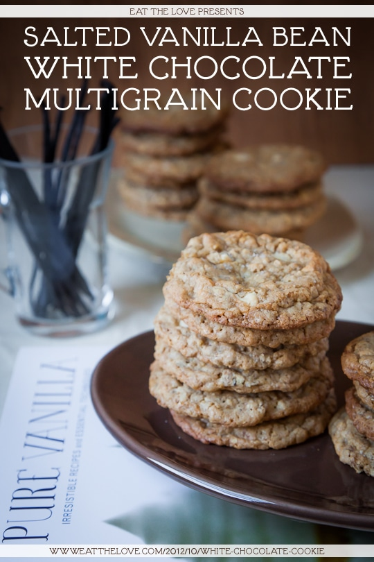 Multigrain cookies recipe