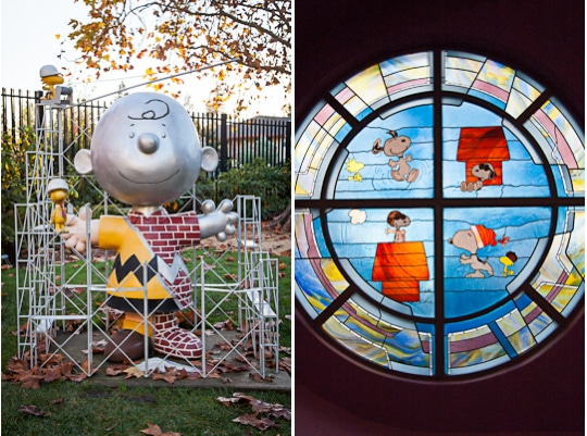 Charles Schulz Museum | Charles M Schulz | Eat the Love