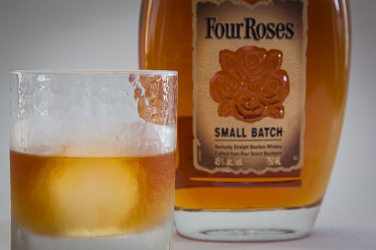 Four Roses Small Batch bourbon. Photo by Irvin Lin of Eat the Love