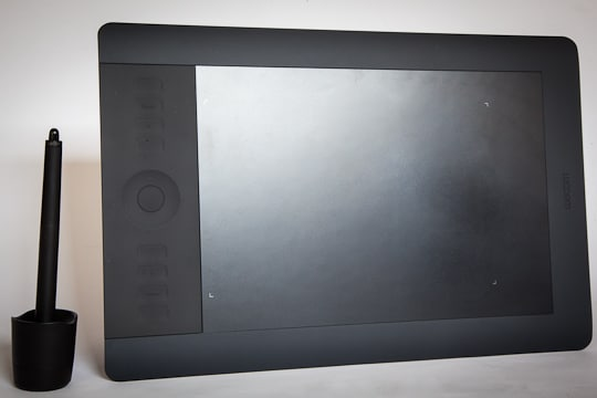 Wacom's Intuos 5 Pressure Tablet. Photo by Irvin Lin of Eat the Love