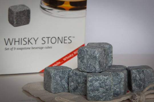 Whisky Stones. Photo by Irvin Lin of Eat the Love