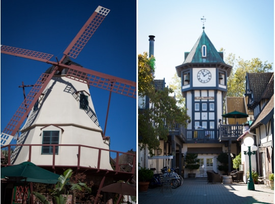 Solvang, California. Photo by Irvin Lin of Eat the Love. www.eatthelove.com