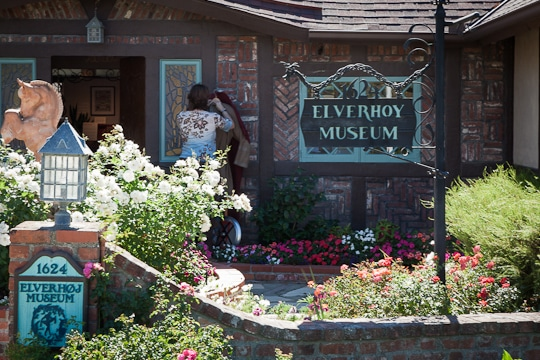 Elverhoy Museum in Solvang, California. Photo by Irvin Lin of Eat the Love. www.eatthelove.com