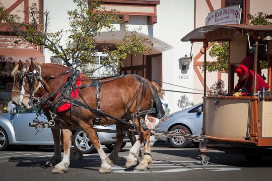 Solvang, California, a Danish town in Southern California. Photo by Irvin Lin of Eat the Love. www.eatthelove.com