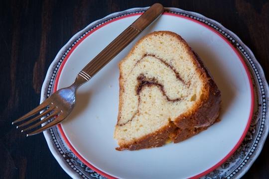 Sour Cream Cake | Sour Cream Cake Recipe | Eat the Love