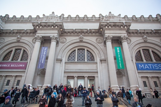 The Metropolitan Museum of Art, New York, by Irvin Lin of Eat the Love. www.eatthelove.com