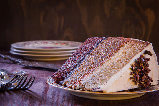 Gluten Free Cake Recipe by Irvin Lin of Eat the Love | www.eatthelove.com | #glutenfree #cake #recipe
