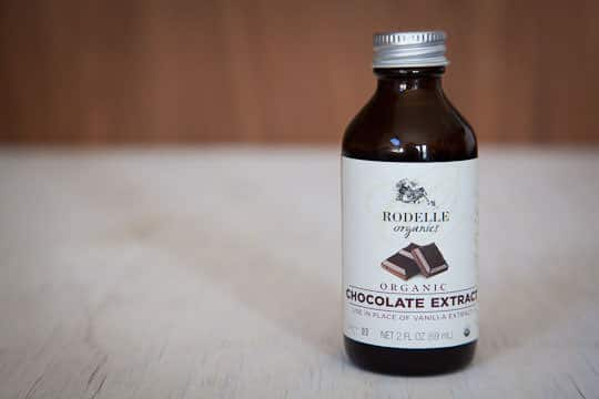 Rodelle's chocolate extract