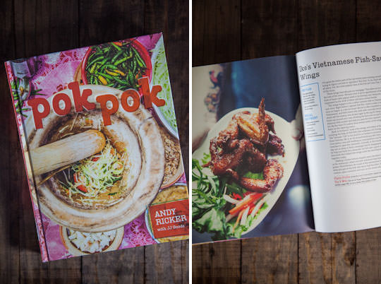 Pok Pok cookbook