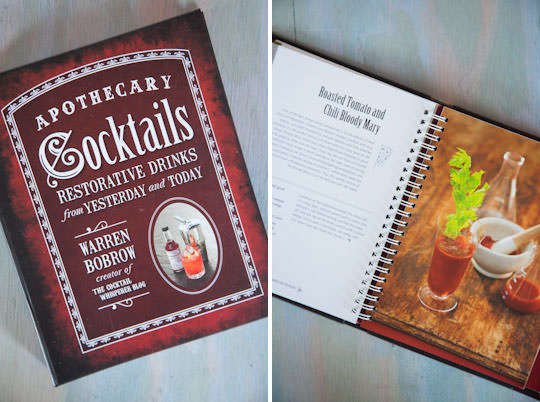 Apothecary Cocktails