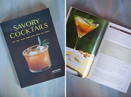 Savory Cocktails
