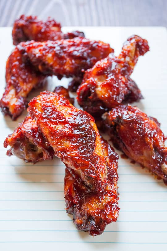 Korean Fried Chicken Recipe — Dishmaps