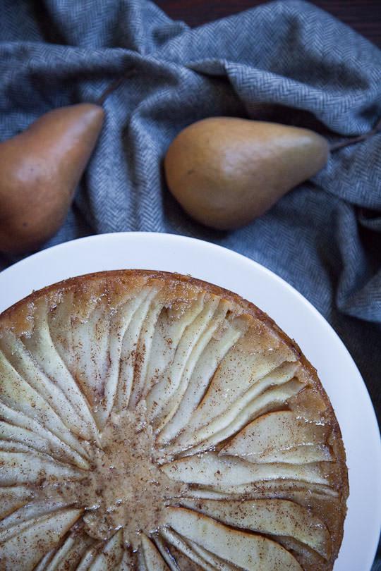 Pear Cake | Pear Cake Recipe | Eat the Love