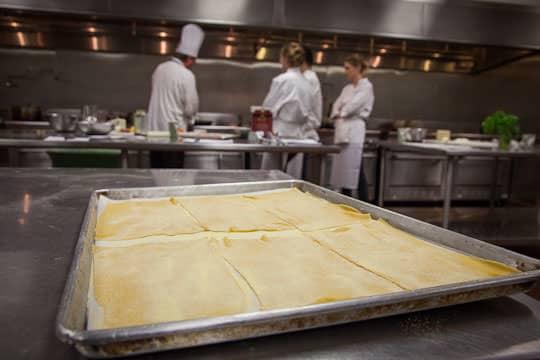 Culinary arts application essay