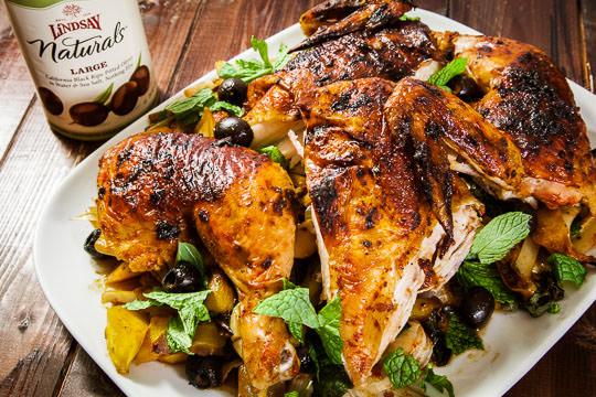 Moroccan-Style Roast Chicken Recipes — Dishmaps