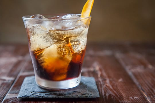 Black russian with orange recipe photo by irvin lin of eat the love