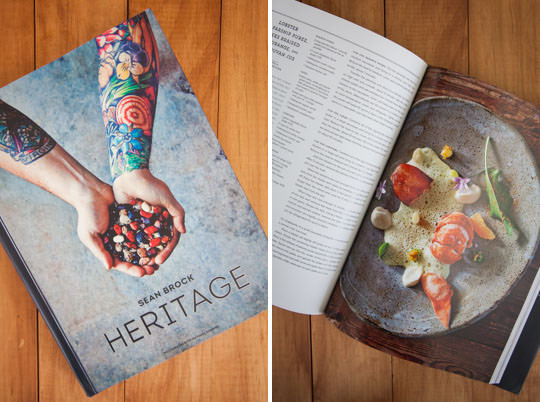 Heritage. Photo by Irvin Lin of Eat the Love.