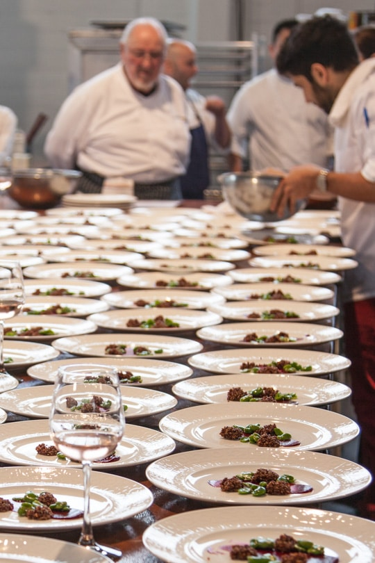 Meals on Wheels' Star Chefs and Vintners Gala 2015