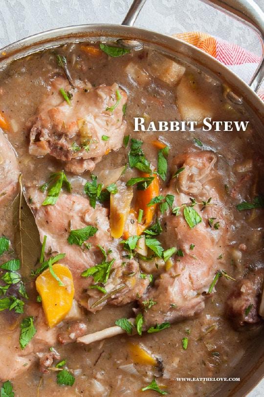 Sponsored Post: Rabbit Stew