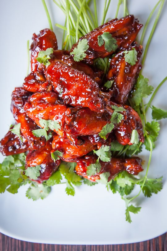 Vietnamese Caramel Chicken Wings | Vietnamese Chicken