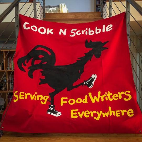 Cook N Scribble, Los Angeles 2016