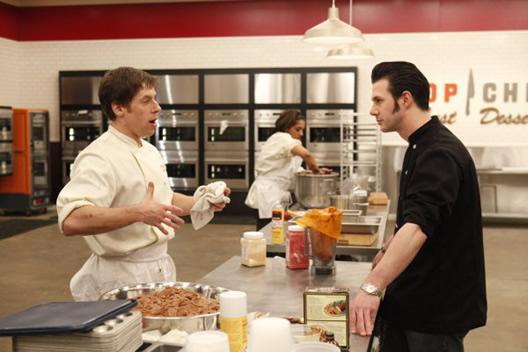 Top Chef contestant Seth Caro