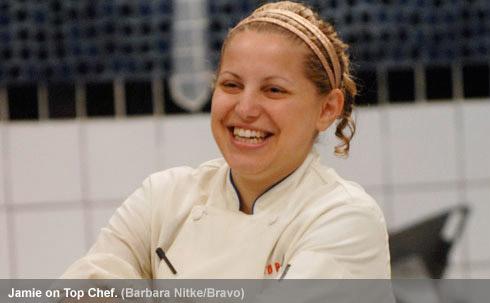 Top Chef contestant Jamie
