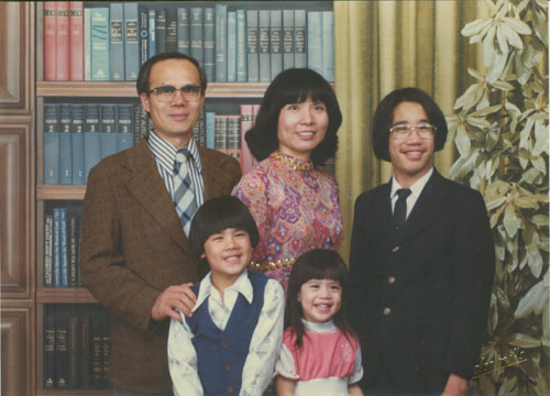 The Lin Family