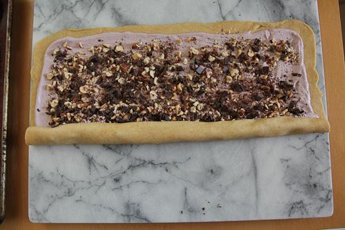 Rolling Coffee Cake