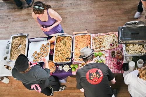SF Food Wars competitors