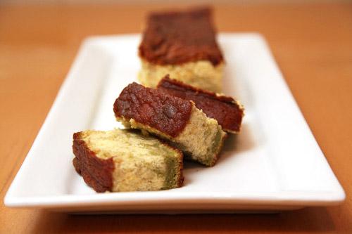 Castella (Kasutera) Japanese Sponge Cake