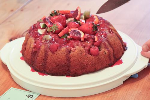 The Sangria Cake Beta
